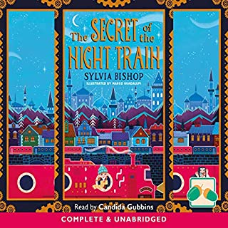 The Secret of the Night Train                   By:                                                                                                                                 Sylvia Bishop                               Narrated by:                                                                                                                                 Candida Gubbins                      Length: 5 hrs     Not rated yet     Overall 0.0