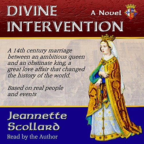 Divine Intervention audiobook cover art