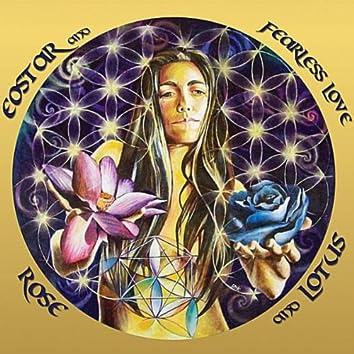 Rose and Lotus