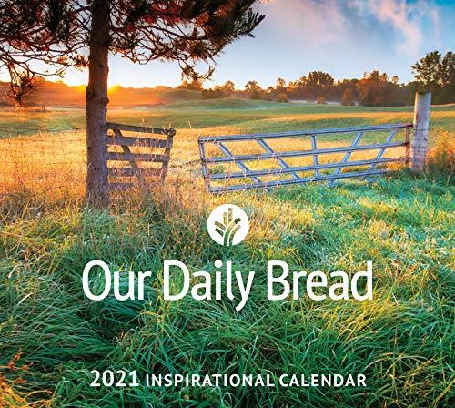 Our Daily Bread Wall Calendar 2021