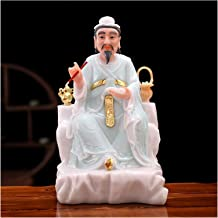 Feng Shui Statues Artificial Jade Buddha Statue Home Decoration 11.8 Inch Feng Shui Buddha Indoor Statue Hand-Carved Nice ...