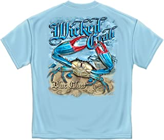 shirts with crabs on them