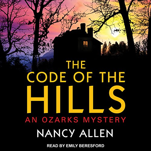 The Code of the Hills audiobook cover art