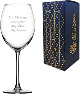 Personalised Glass Winnie the Pooh Champagne Flute glass Prosecco glass.63