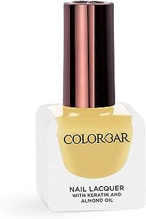 Colorbar Nail Lacquer, Yellow, 12 ml