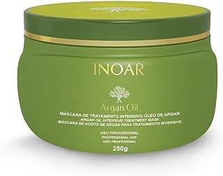 Inoar Home Care Argan Oil Intensive Treatment Hair Mask (250 Grams)