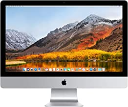 Apple iMac (27 pulgadas con pantalla Retina 5K, Procesador Intel Core i5 de cuatro núcleos a 3,5 GHz) (Modelo Anterior)