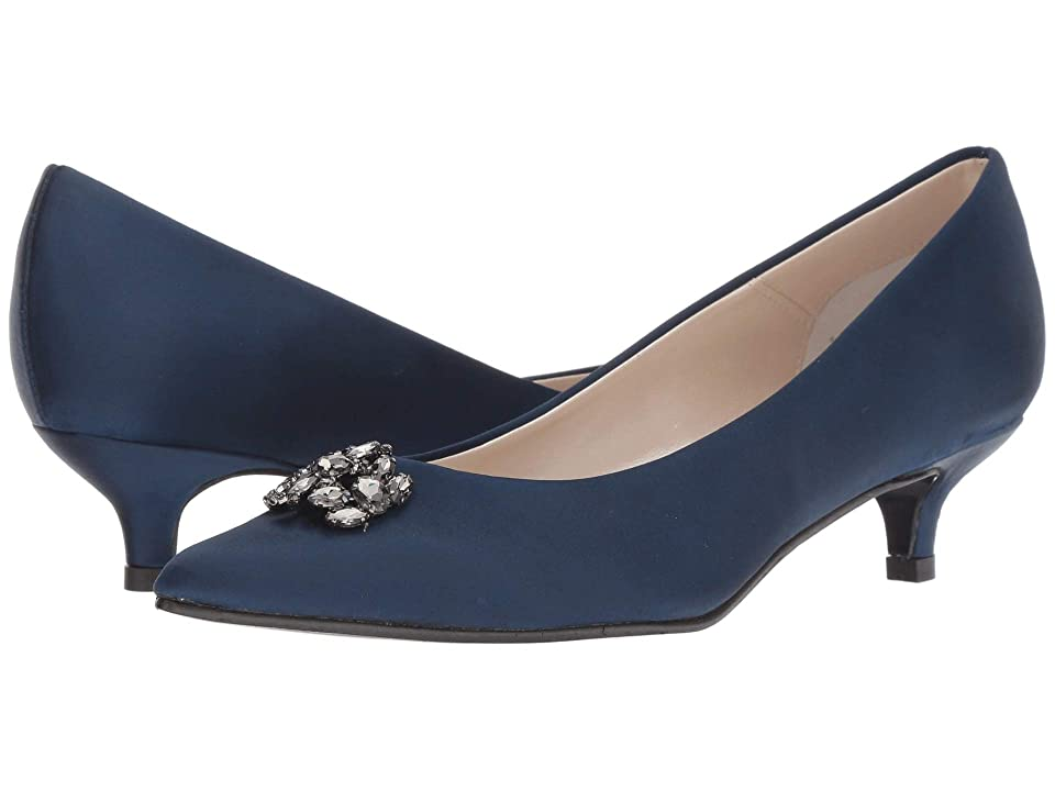 Caparros Oligarch (Navy New Satin) Women