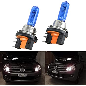 One OSRAM H15 12V 55W//15W High//Main beam//DRL Bulb for VW Transporter T5 T6