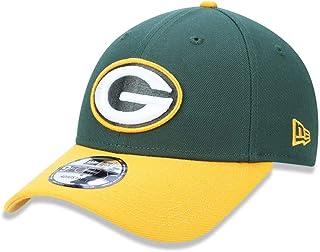 BONE 9FORTY ABA CURVA AJUSTAVEL NFL GREEN BAY PACKERS ABA CURVA VERDE NEW ERA