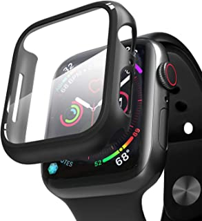 Capa Bumper Vidro Temperado Para Apple Watch Series 1/2/3/4/5 tamanho 44mm