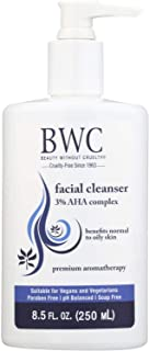 Beauty Without Cruelty Facial Cleanser 3% Aha 8.5 Fz