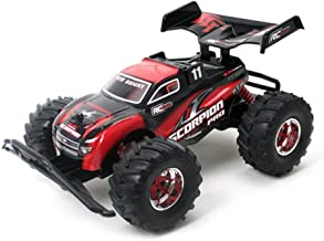 New Bright 1:8 R/C F/F Sabre Pro, Includes 12.8V Power Pack, Batteries & Charger - Red - RB , Kid ,Toy , Hobbie , Nice Gift