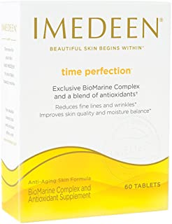 Imedeen Time Perfection (180 Count) Anti-Aging Skincare Formula Beauty Supplement, 3 Month Supply