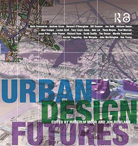 Couverture du livre Urban Design Futures (English Edition)