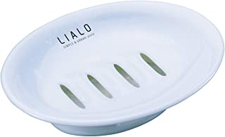 アスベル リアロ石けん皿 ホワイト
