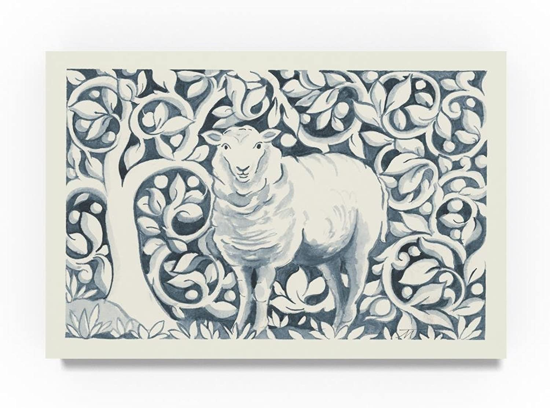 Trademark Fine Art Miranda Thomas Farm Life V, 12x19Inch