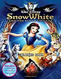 Snow White And The Seven Dwarfs Coloring Book: Over 50 Coloring Pages Of Snow White And The Seven Dwarfs To Inspire Creativity And Relaxation. A Perfect Gift For Kids And Adults That Love Comic World