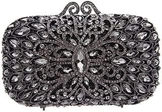 Fawziya Evening Bag Crystal Clutches For Womens Purses And Handbags