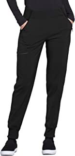 Infinity Women's Mid Rise Tapered Jogger Scrub Pant
