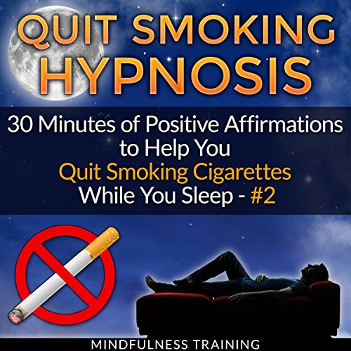 Quit Smoking Hypnosis audiobook cover art