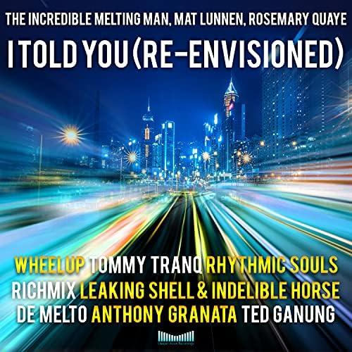 The Incredible Melting Man, Mat Lunnen & Rosemary Quaye