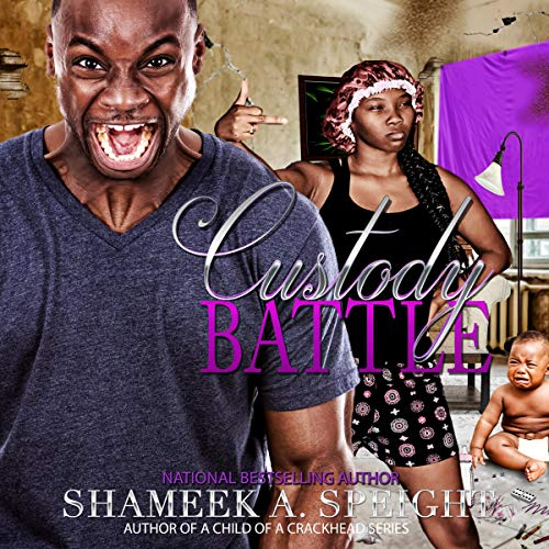 Custody Battle audiobook cover art
