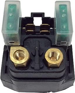 Hity Motor Starter Solenoid Relay For YAMAHA GRIZZLY 350 400 450 660 YFM350 YFM400 YFM450 YFM660/KODIAK 400 450 YFM400 YFM450/WOLVERINE 350 450 YFM350 YFM450/BEAR TRACKER YFM250 YFM 250