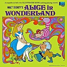 1969 Walt Disney's Alice in Wonderland [Vinyl LP Record]