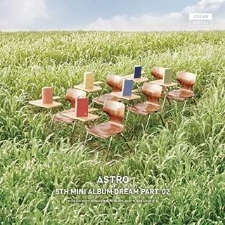 Astro - [Dream Part.02] Wind Ver 5th Mini Album CD+PhotoCard+Polaroid K-POP Sealed