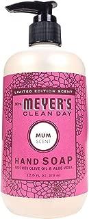 Mrs. Meyer's Liquid Hand Soap Mum 12.5 OZ (Mum, Pack - 1)
