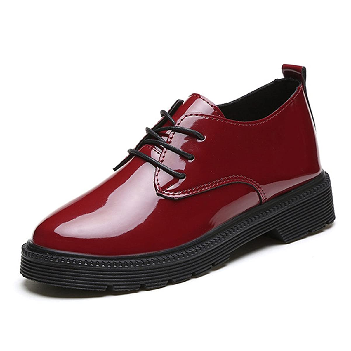 インゲンご覧ください誤解させる[SIEGES] 女性 靴 プラットシューズ PU スリッポン ショートブーツ バンプス レディース