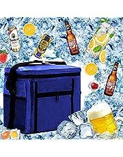 Mała torba chłodząca z akumulatorem chłodzącym, składana torba termiczna, mała torba izolacyjna, torba chłodząca, torba na lunch, mała torba piknikowa