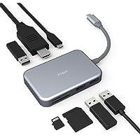 iHaper C003 7-in-1 USB C Adapter Hub