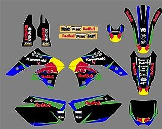 MXP Graphic DST0693 Custom Dirt Bike Graphics for Kawasaki KX250F KXF250 2006 2007 2008