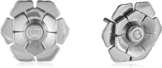 Guess Womens Stainless Steel Fashion Earring - UBE79198, Color Silver