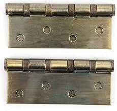 Fdit silver brons rostfritt stål gångjärn gångjärn gångjärn med platt öppning dörr fönster gångjärn hårdvara beslag för he...