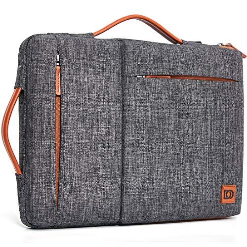 DOMISO 15.6 Zoll Wasserdicht Laptop Tasche Sleeve Case Notebook Hülle Schutzhülle für 15.6