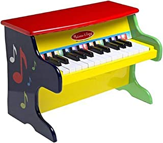 Melissa and Doug Learn-to-Play Piano 1314 Musical Toys