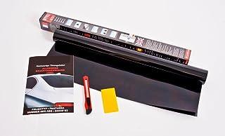 76cm x 3m 95% Black Plus mit ABG Tönungsfolie Scheibenfolie  Sonnenschutzfolie