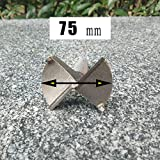 LONGWDS bit de Broca 1pcs 50-100mm Forstner Taladro Boring bits carpintería...