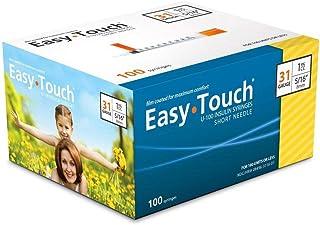 """EasyTouch® U-100-31G, 1cc/mL, 5/16"""" (Box of 100)"""