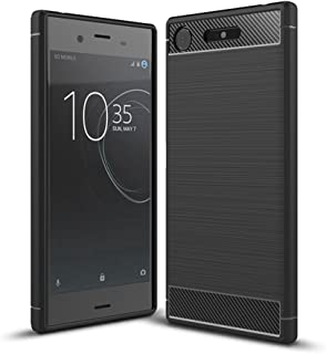 Sony Xperia XZ1 case, Soft Feeling Full Protective Anti-Scratch&Fingerprint + Scratch Resistant Fit Mobile Phone Case Cove...
