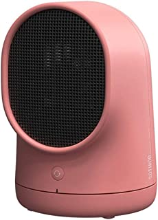 Yuan Dun'er Calefactor Aire Caliente bajo Consumo,Calentador de Aire Personal portátil Calentador Calentador de termostato autocontrolado para el hogar Calentador de Ventilador-si