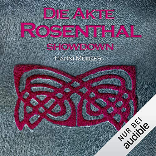 Die Akte Rosenthal: Showdown cover art