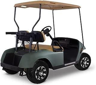 EZGO TXT Golf Cart Body Kit, Metallic Charcoal, 41.5-Inch