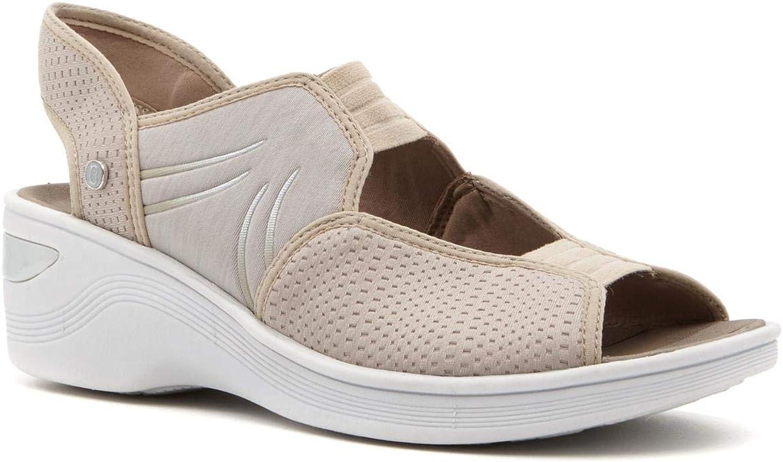 BZees Women's Daring Slip-On Sneaker