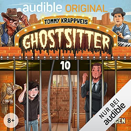 Ghostsitter 10 Titelbild