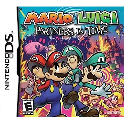 mario and luigi partners in time, End of 'Related searches' list