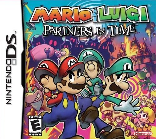 Nintendo Mario & Luigi: Partners in Time